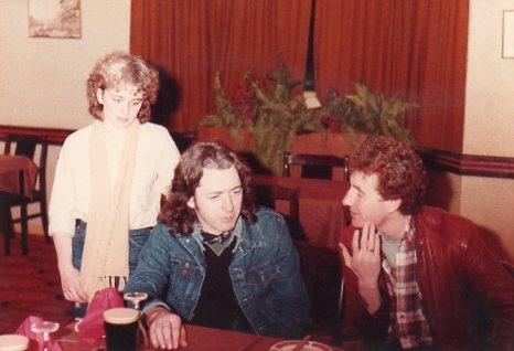 Photo de Dino McGartland - Omagh, Irlande du Nord, 6 janvier 1984 Dinoknocknamoe-1